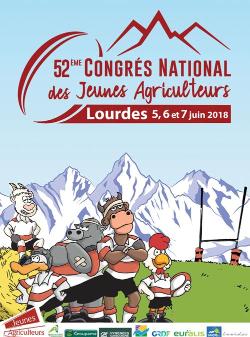 Congrès 2018 : Jouons collectif pour franchir des sommets